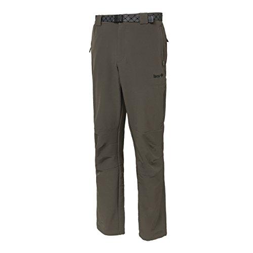 IZAS Chamonix Pantalon de Montagne Homme, Kaki, FR : 4XL (Taille Fabricant : XXXXL)