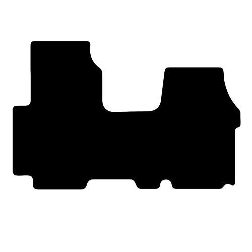 Carsio Carp-cut-2429 - Alfombrillas de Furgoneta para Opel Vivaro 2001-2014