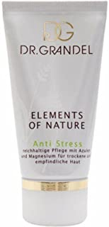 Dr. Grandel Element of Nature Anti Stress 200 Ml Pro Size - Rich Care with Azulene and Magnesium for Dry and Sensitive Skin