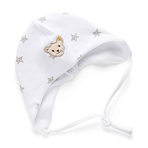 Mütze mit Sternen und Teddybärmotiv