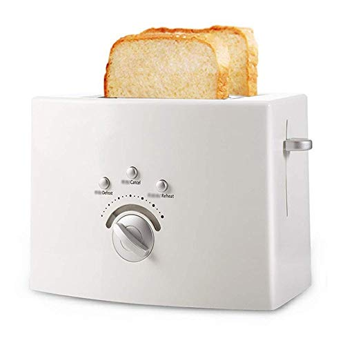 Compact Broodrooster, Multifunctionele Toaster, Huishoudelijke Toaster, 6-speed automatische Multi-Function Brood Machine, Snelle ontdooien In Verwarming Huis Must-Have Broodrooster