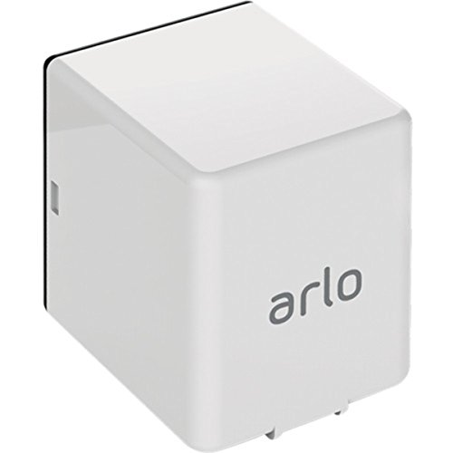 Arlo Go by NETGEAR Rechargeable A-2 Battery for Arlo Go Cameras (VMA4410) White (Renewed)