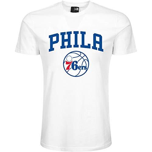 A NEW ERA Era Fan Shop T-Shirt, Nessun Genere, Bianco, L