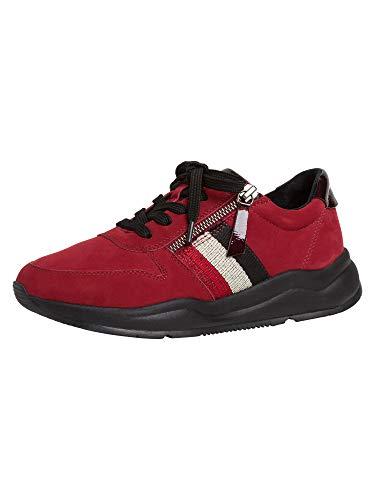 Jana Damen Sneaker 8-8-23715-25 535 H-Weite Größe: 39 EU