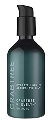 Crabtree Hydrate + Soothe Aftershave Balm 125 ml from Crabtree & Evelyn