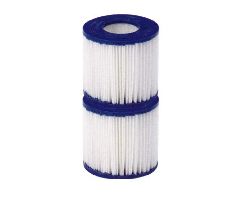Jilon - Cartucho de filtro tipo K para piscinas (2 unidades)