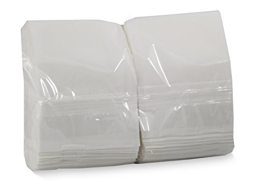 MORIGAMI SER11308064 Miniservis, Servilleta 17x17, 1 Capa, Blanca, 9 Paquetes de 200 Unidades
