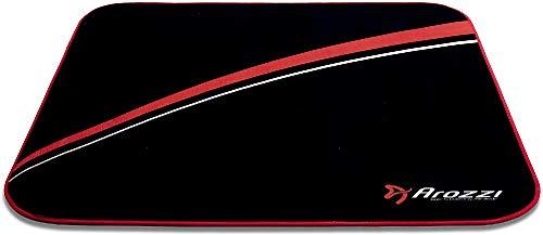 Arozzi Floor Mat, 115X115 cm, Rot