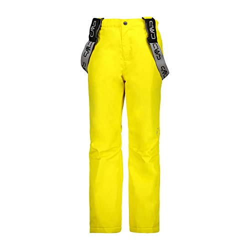 CMP Kinder Skihose 3W15994 Hosen, Yellow, 164(2XL)