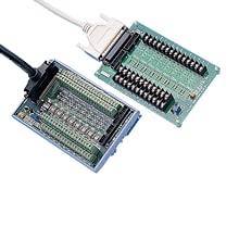 Circuit Board, SCSI-68 Wiring Terminal w/CJC, DIN-Rail Mount