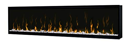 Dimplex Ignite XL 60-Inch Linear Electric Fireplace - XLF60, Black