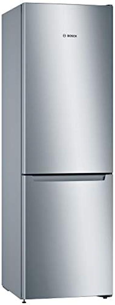 Bosch,frigorifero no frost,a++,controllo elettronico a led funzione congelamento KGN36NLEA