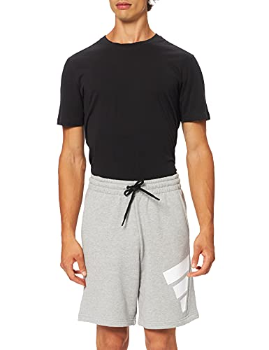 adidas M Fi 3b Short Pantalone Corto, Grigio (Brgrin), M Uomo