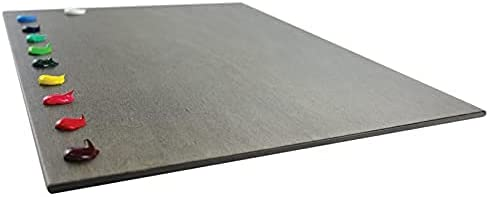 New Wave POSH Table Top Wooden Grey Neutral Artist Sta Indefinitely Palette Directly managed store