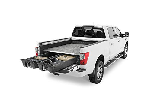 DECKED Pickup Truck Storage System for Nissan Titan (2016-current) 5' 7' Bed Length Includes System...