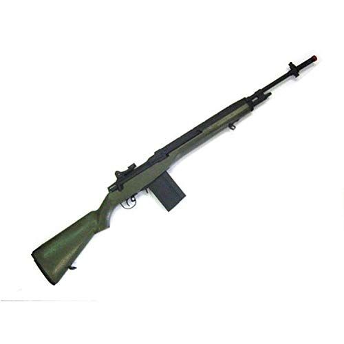 CYMA Softair 0,9 Joule Fucile Elettrico MOD.M14 Verde (CM032V)