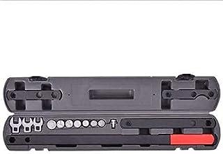 16Pcs Serpentine Belt Tool Set,Serpentine Belt Adjuster Tightener Wrench Tool Set,Automotive Repair Tension Tool Ratchetin...