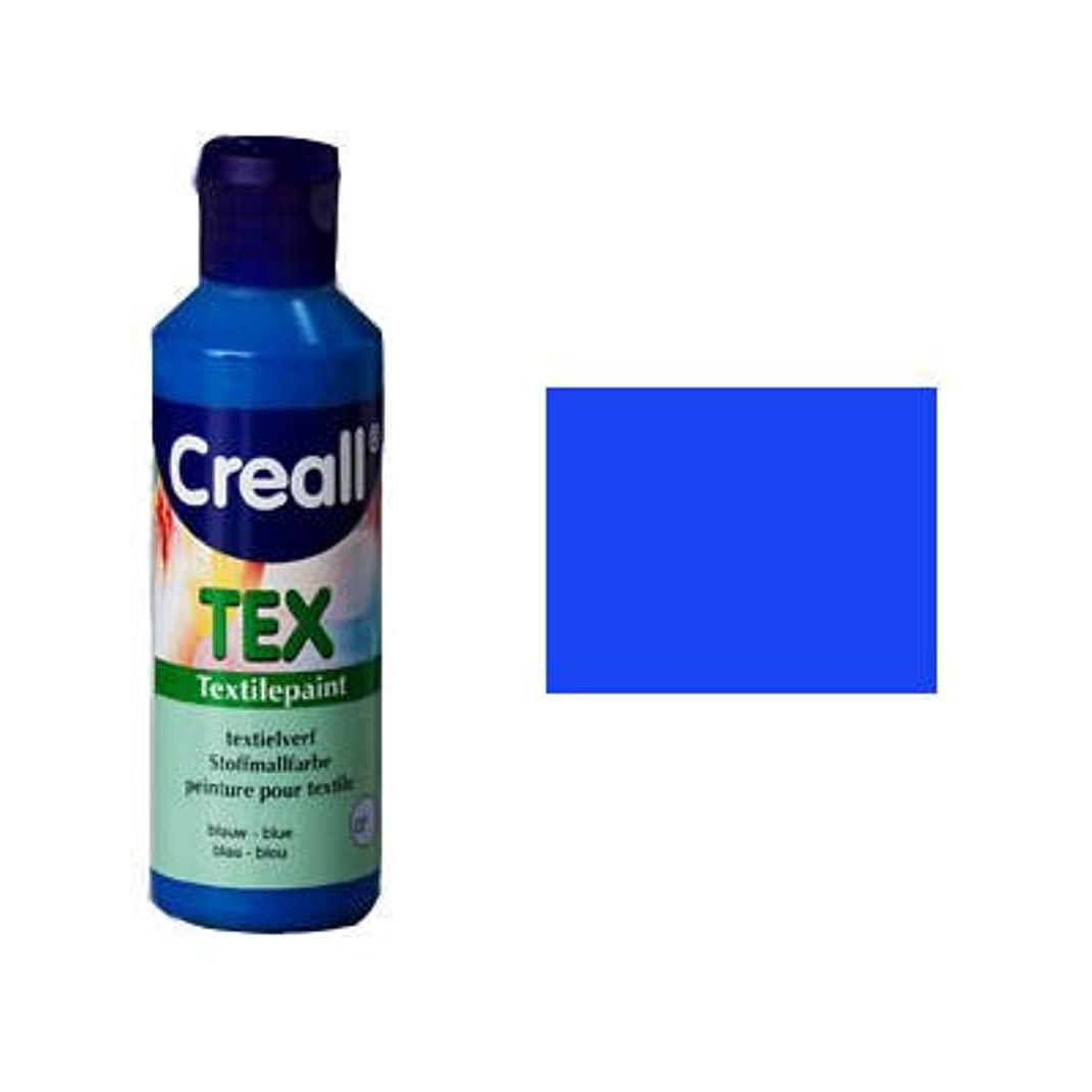 Creall Havo90713 80 ml 07 Blue Havo Textile Paint Bottle