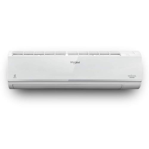 Whirlpool 1.5 Ton 5 Star Inverter Split AC (Copper, 1.5T MAGICOOL PRO 5S COPR INVERTER, White)