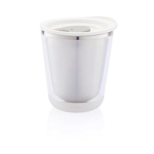 Reisebecher, blau ideal für eine Tasse 227ml Senseo, Dolce Gusto, Tassimo und allen anderen Arten Kaffee....