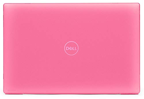 mCover Hard Shell Case for 2020 13.4' Dell XPS 13 9300 (non-2in1) Models (Pink)
