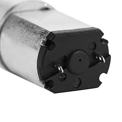 Motor de 6V / 12V DC Motor de engranajes de alta carga de múltiples modelos para autos inteligentes para cerradura electrónica(6V 100RPM)
