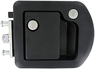 trimark entrance door lock, black 060-1650