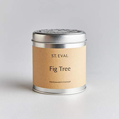 Fig Tree Scented Tin Candle by St Eval
