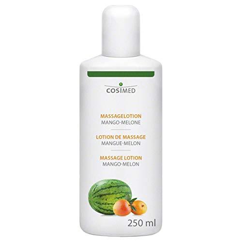 cosiMed Massageöl Mango-Melone, Wellness Massage Öl, Physiotherapie, 1 l