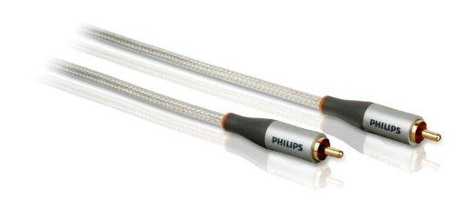 Philips - Cable de audio digital coaxial (1,5 m)