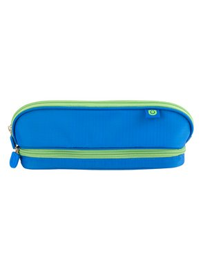 Zuca Pencil Case (Color: Blue/Green)