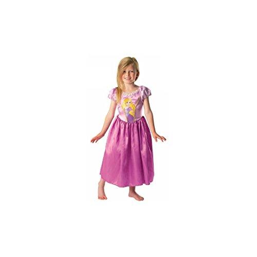 Rubies`s - Disfraz infantil de Rapunzel clásico (881242-M): Amazon ...