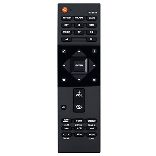 RC-957R Replace Remote Control for Pioneer AV Receiver VSX-LX102...