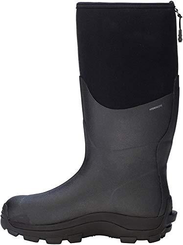 Dryshod Mens Arctic Storm Hi Waterproof Work Work Safety Shoes Casual – Black