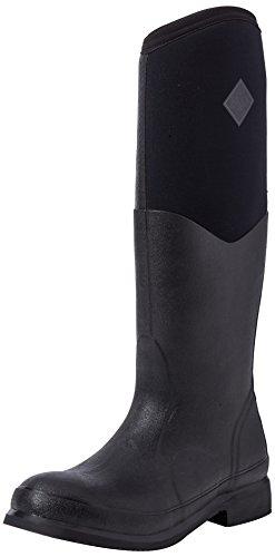 Muck Boots Muck Boots Unisex-Erwachsene Colt Ryder Gummistiefel, Schwarz (Black/Black), 39/40 EU