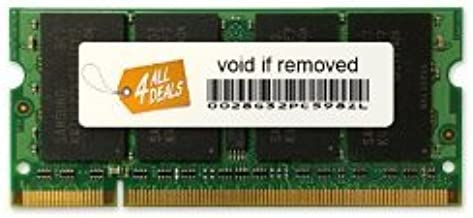 2GB Upgrade for a Acer Aspire One D255 (Intel Atom N450) DDR2 System (DDR2 PC2-5300, NON-ECC, )