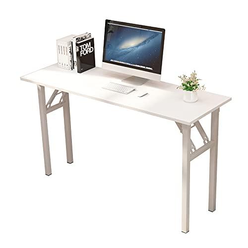 SogesHome Escritorio plegable para ordenador portátil, mesa de trabajo para ordenador portátil,...