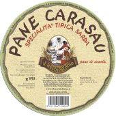 15 x 800 gr - Pane carasau. Pane tipico delle quattro Barbagie - prodotto dal consorzio di...