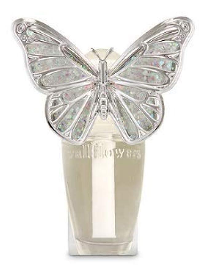 本体ブレイズ水族館【Bath&Body Works/バス&ボディワークス】 ルームフレグランス プラグインスターター (本体のみ) スプリングバタフライ ナイトライト Wallflowers Fragrance Plug Spring butterfly Night Light [並行輸入品]