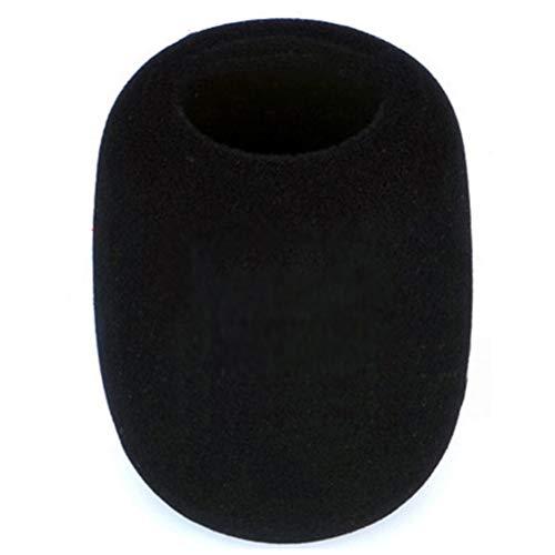 Schimer schuimlaag microfoon cover handmicrofoon pop filter voorruit wind screen Studio Shield houder microfoon windscherm foam - Mic Cover pop filter windshield protector 100 x 85 x 50 cm.