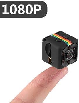 TOPCAMS 1080P Motion Tracking Night Version Mini Hidden Spy Camera