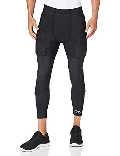 Mc David 3/4Hex Guard Pantaloni, Unisex Adulto, Unisex Adulto, 3/4 Hex Guard, Nero, L