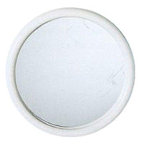 Dierre spiegel, rond, 50 2022, wit, universeel