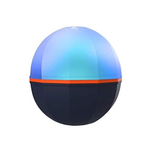 Fischfinder Smart Bluetooth Fish Finder Tragbarer Kabelloser Sonar Fischfinder Kompatibel Mit Ios- Und Android-Handys FüR Dock, Ufer, Boot, Eisfischen