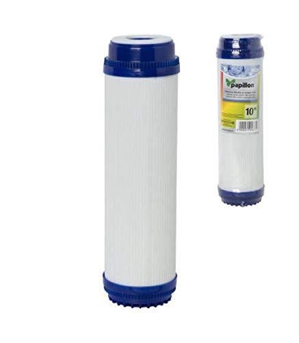 MAURER 4012030 Cartucho Filtro Agua Carbon Activo 10'