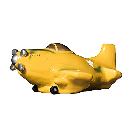 hucha avion de la marca ZMX