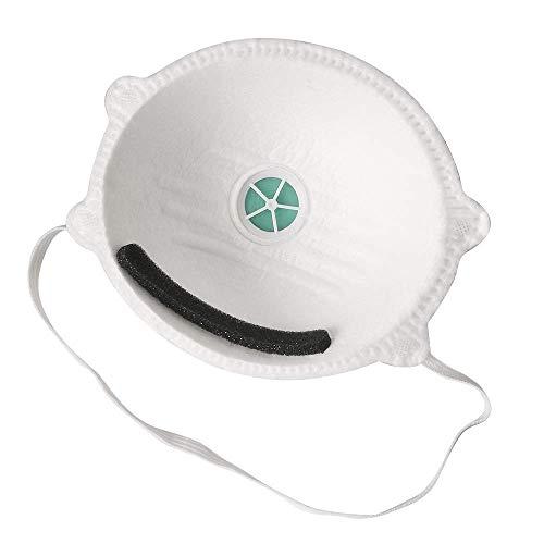 1x Atemschutzmaske FFP2 wirksamer Mundschutz Atemschutz Maske mit Ventil - 4