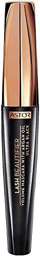 Astor Lash Beautifier Volume Mascara, 900 Ultra Black (schwarz), Volumen und Pflege, 1er Pack (1 x 10 ml)