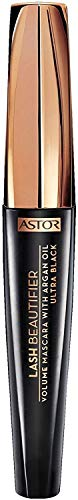 Astor Lash Beautifier Volume Mascara, 900 Ultra Black (schwarz), Volumen und Pflege, 1er Pack (1 x 10 ml)