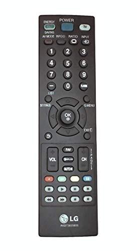 Lg AKB73655806 Television Remote Control Genuine Original Equipment Manufacturer (OEM) Part